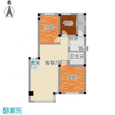 阳光嘉年华6.30㎡6户型