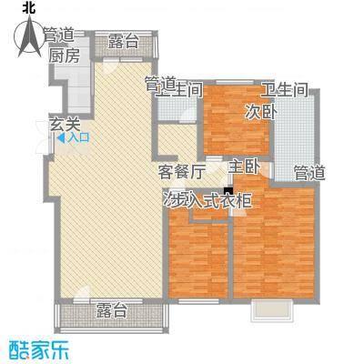 中国铁建梧桐苑户型
