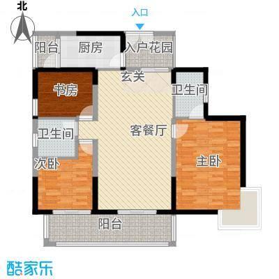 中港城C2户型