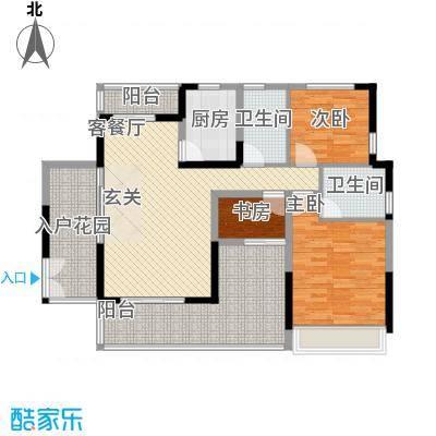 中港城C3户型