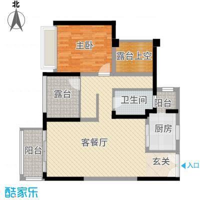 宇宏健康花城3栋01户型