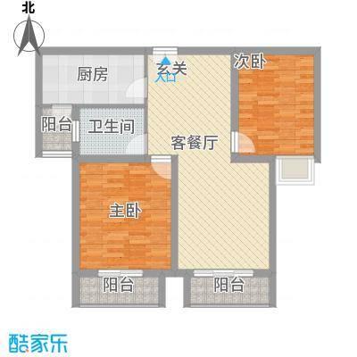 香山锦苑二期香山锦苑4户型