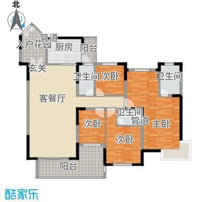 峰景嘉苑D3户型