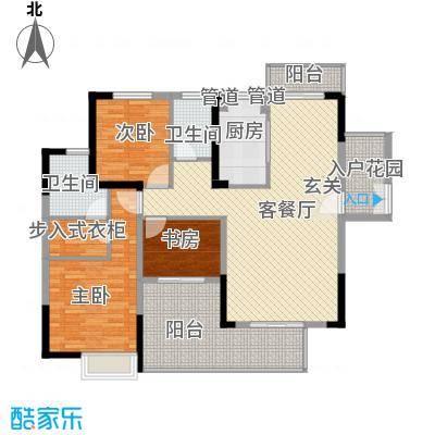 峰景嘉苑C1户型