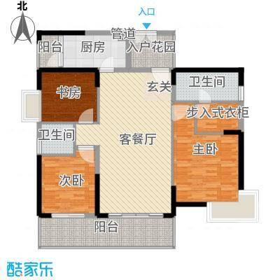 峰景嘉苑B1户型