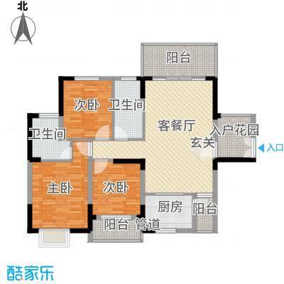 峰景嘉苑A1/A2户型