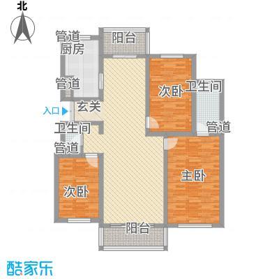 潭泽溪郡C4户型
