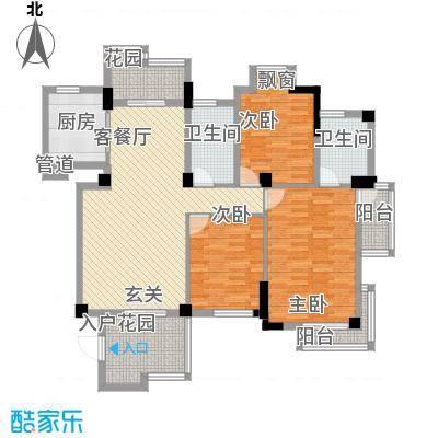 金海湾花园江门户型