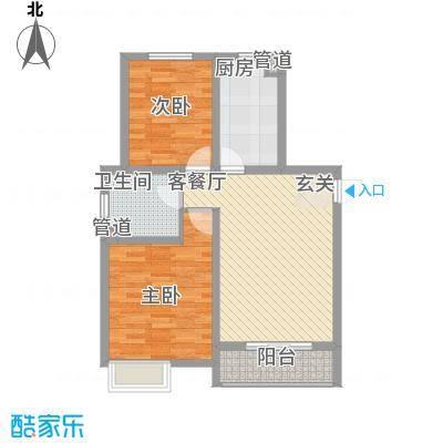 燕赵国际F户型