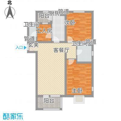新梅香苑600x600户型