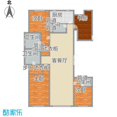 太原万达公馆31.20㎡D3户型