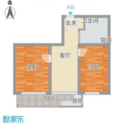 中新花园78.00㎡13户型