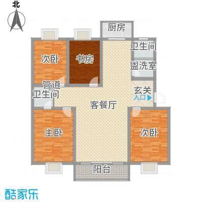 曲江新苑640x480_80_1户型