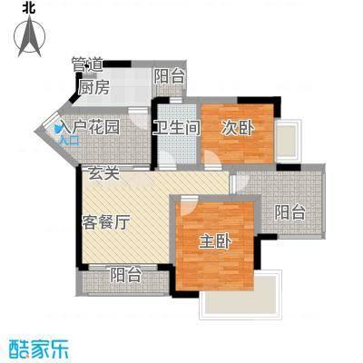 威廉城邦户型3室