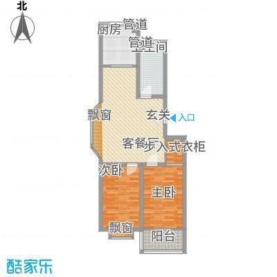 银翔新村22户型