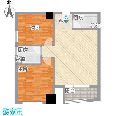 万马滨河城2012100720093542358户型