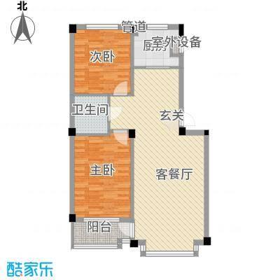 华宇凤凰城B1/C1面积户型3室