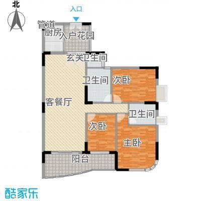 东华苑江门户型