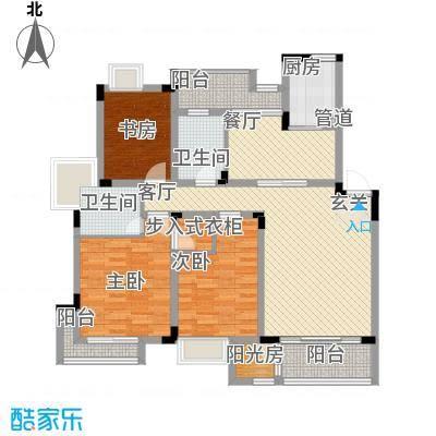 胜利新村15.00㎡户型3室