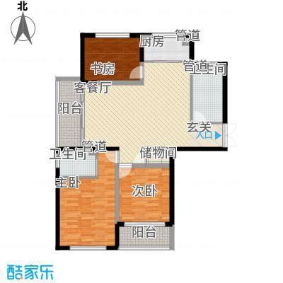 胜利新村83.00㎡户型3室