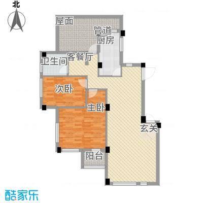 胜利新村11.00㎡户型3室