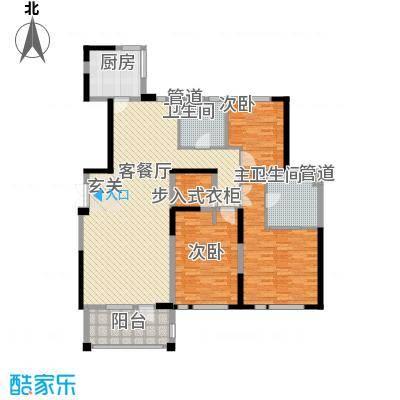 新湖武林国际公寓3幢户型