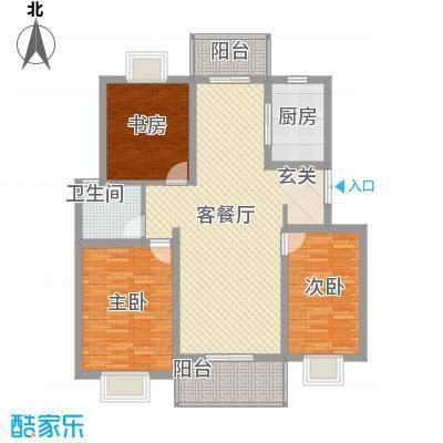 水景嘉苑徐州户型