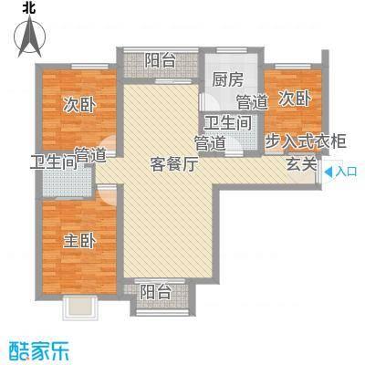 世纪新城-星悦户型3室