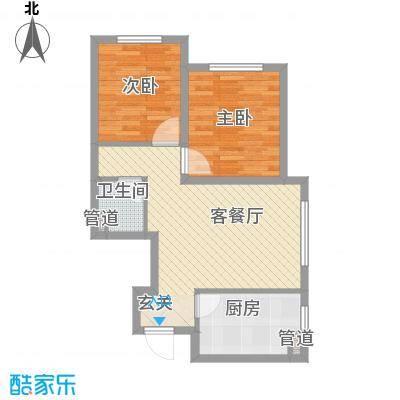 瑞家景峰A2-1户型