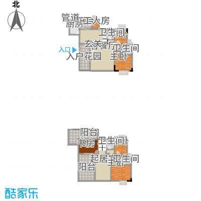 宏发雍景城深圳户型