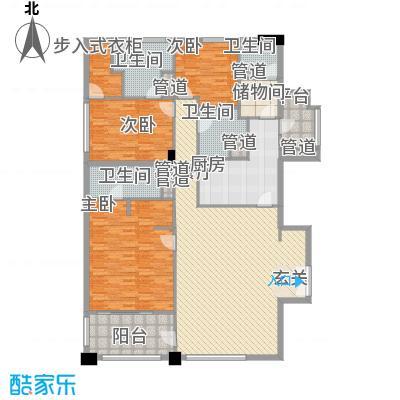 富国高银高层3号楼2-26层01户型