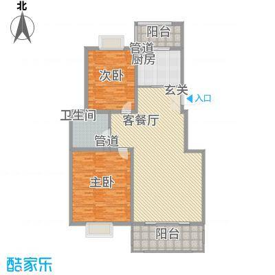 香樟园167.00㎡户型6室