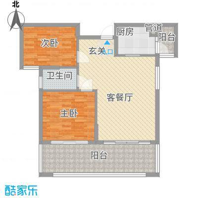 熊猫国际新城836.00㎡户型