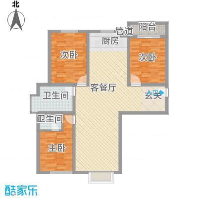 粮食厅宿舍2户型