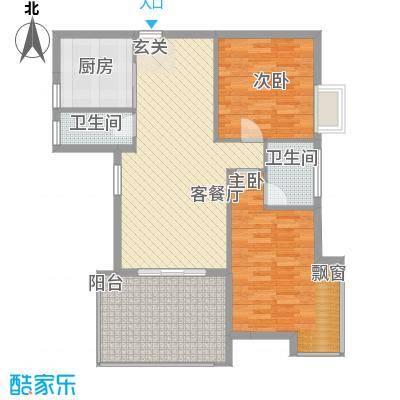 河畔明珠滨江公寓太原户型