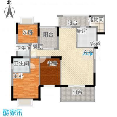 熙园山院户型3室