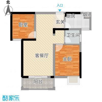 康星顿单身公寓户型