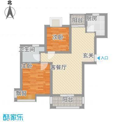 保利金爵公寓户型