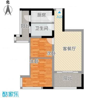 佛奥俊贤雅居户型2室