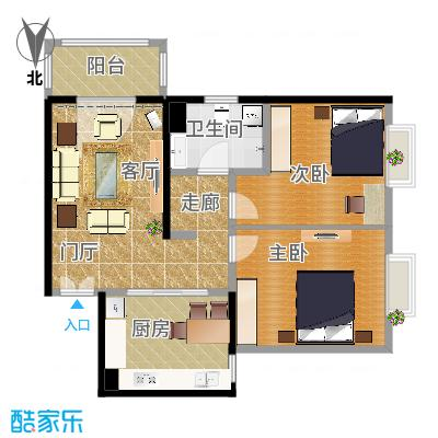 天津-橙堡-程先生设计方案