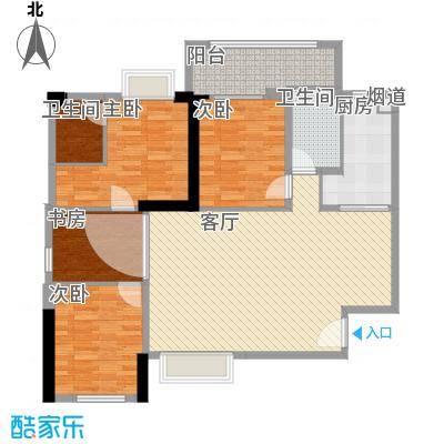长安大厦三室两厅-副本-副本