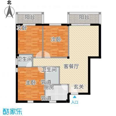 山西省电力堪测设计院宿舍11.00㎡户型3室