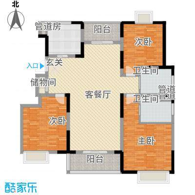 青虹新居175.00㎡户型