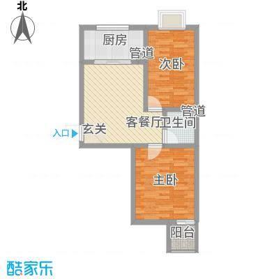 恒泉花园156.00㎡户型3室