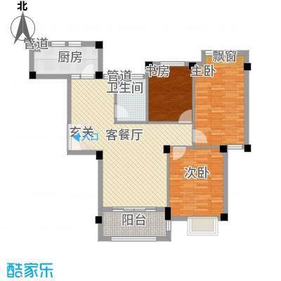 新恒生大厦7.00㎡户型2室