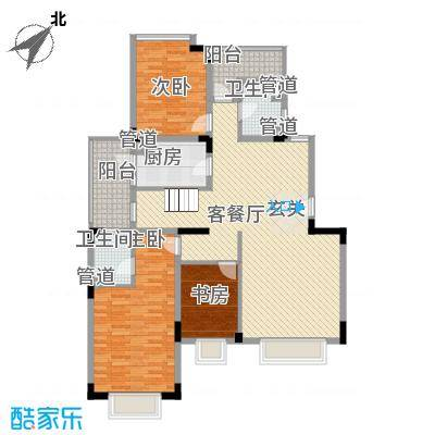 南滨雅苑2户型2室