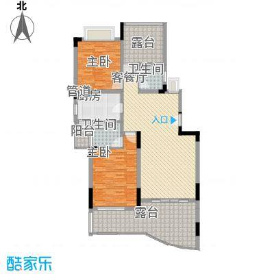 南滨雅苑5户型2室