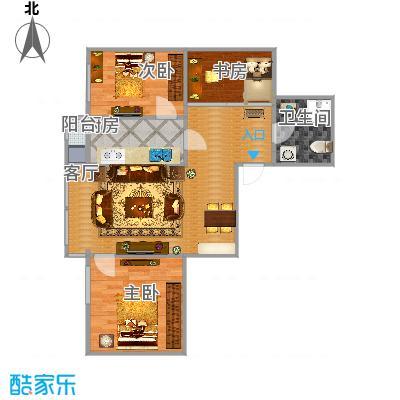 北京-丰体时代花园-设计方案