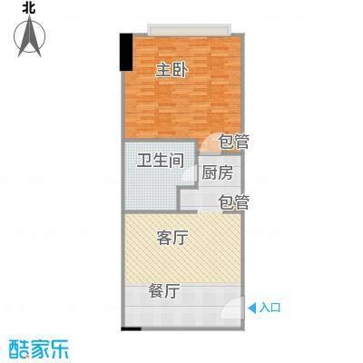广州-印象琶洲公寓-设计方案