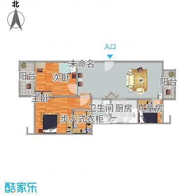 钟楼-万水美兰城别墅-设计方案